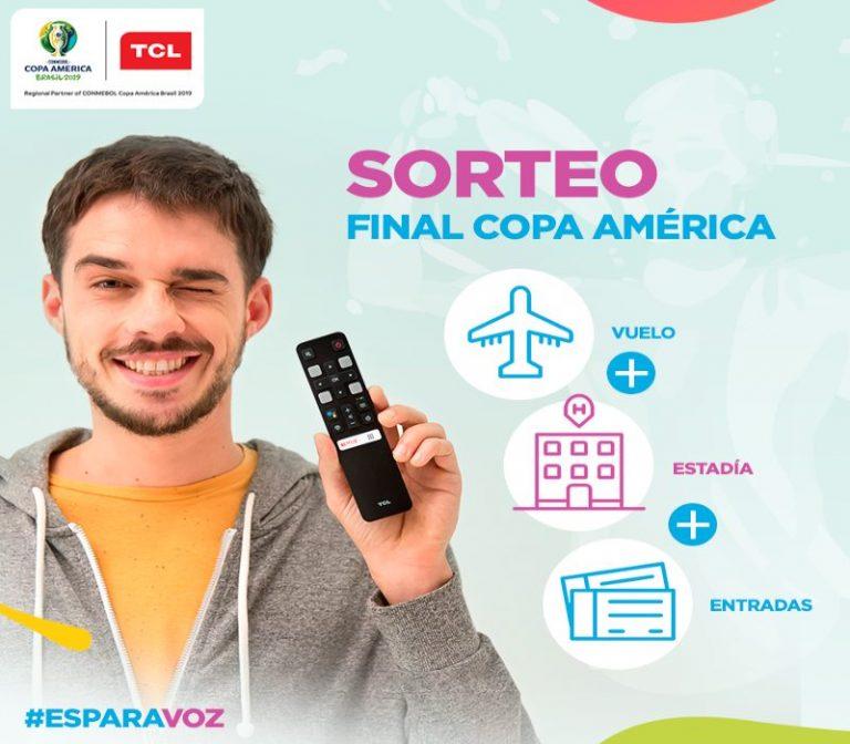 Ganá Viaje a la Copa América