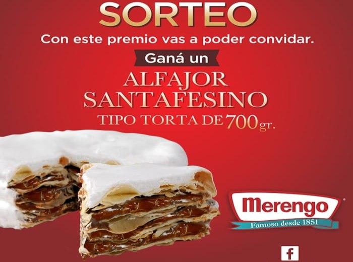 ALFAJOR TIPO TORTA MARCA MERENGO